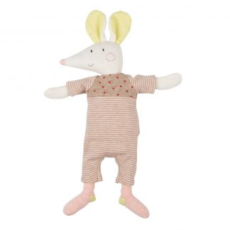 Nine Mouse Soft Doll