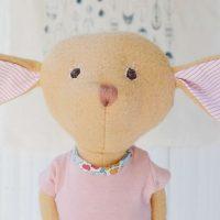 Annicke Mouse Soft Toy Hazel Village