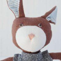 Lucas Rabbit Romper by Hazel Village