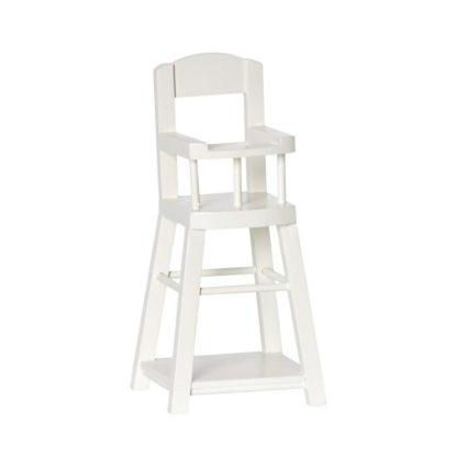 Maileg Micro Wooden High Chair