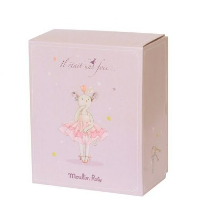 Once Upon a Time Ballerina Mouse Box