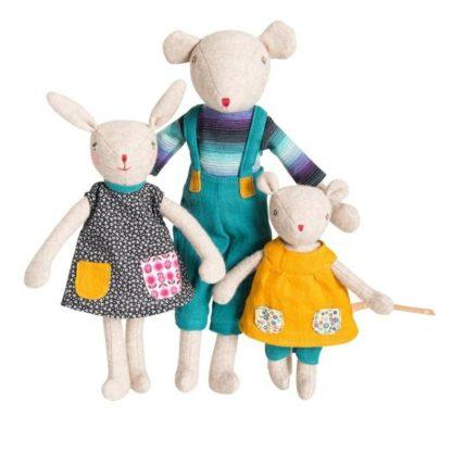 La Famille Mirabelle Children
