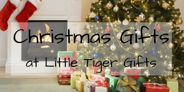 Christmas Gift Guide at Little Tiger Gifts