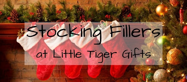 Stocking Fillers at Little Tiger Gifts