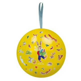 Grand Family Christmas Bauble - Yellow