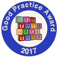 Let Toys be Toys Good Practice Award 2015
