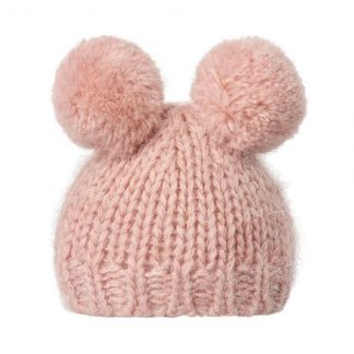 Maileg Best Friend Knitted Hat Pink