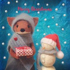Pippi & Me Christmas Cards