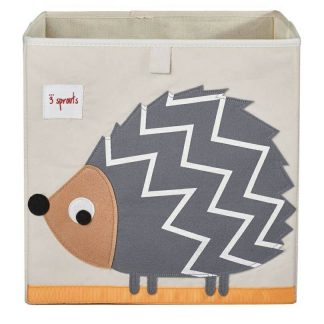 3 Sprouts Hedgehog Storage Box