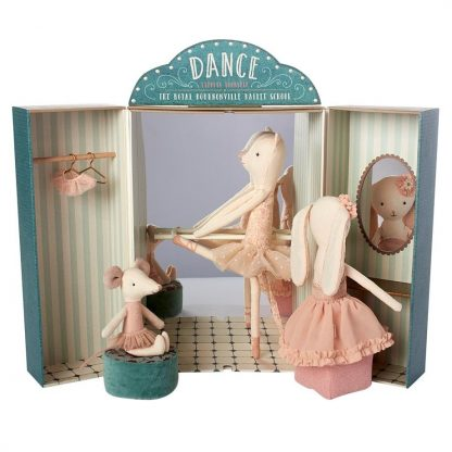 Maileg Ballet School Play Set