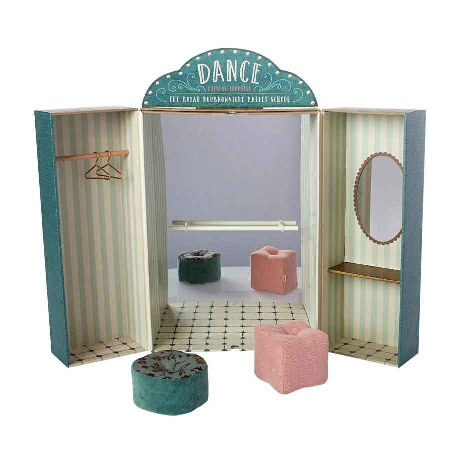 Maileg Ballet School Play Set