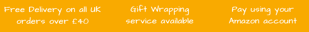 Free Delivery, Gift Wrapping and Amazon Pay at Little Tiger Gifts