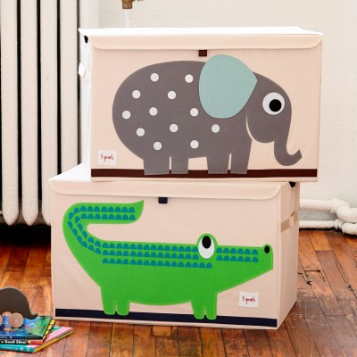 Kids Storage Boxes by 3 Sprouts