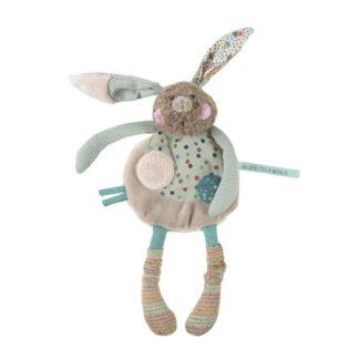 Les Jolis Trop Beaux Rabbit Comforter