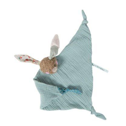 Les Jolis Trop Beaux Rabbit Muslin Comforter