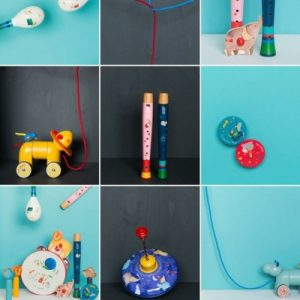 Traditional Toys at Little Tiger Gifts