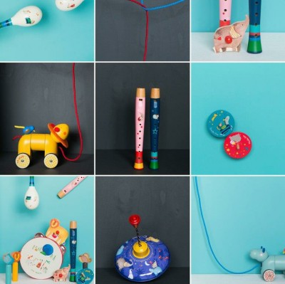 Traditional Gifts & Games at Little Tiger Gifts