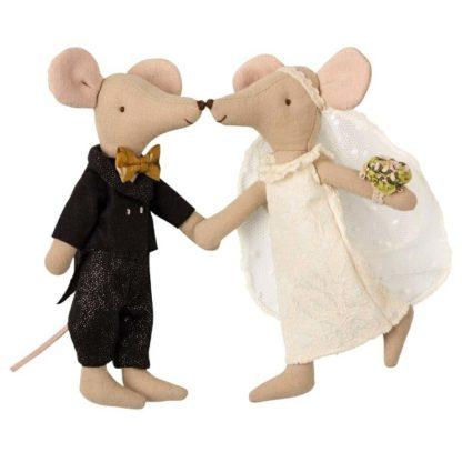Wedding Mice Couple Maileg