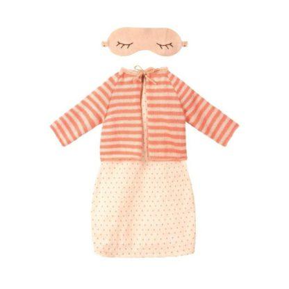 Maileg Best Friends Coral Night Dress