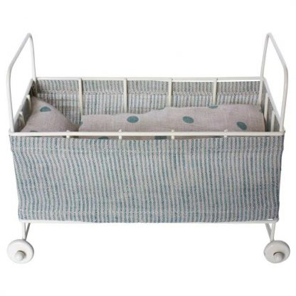 Micro Metal Baby Cot Maileg