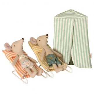 Maileg Mouse Vacation Play Set