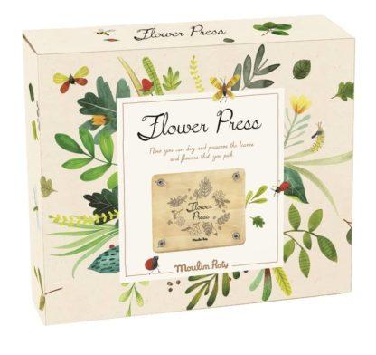 Moulin Roty Flower Press Box