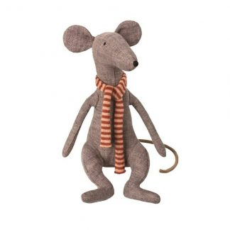 Maileg Cool Rat Grey