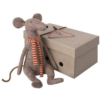 Maileg Cool Rat with Box