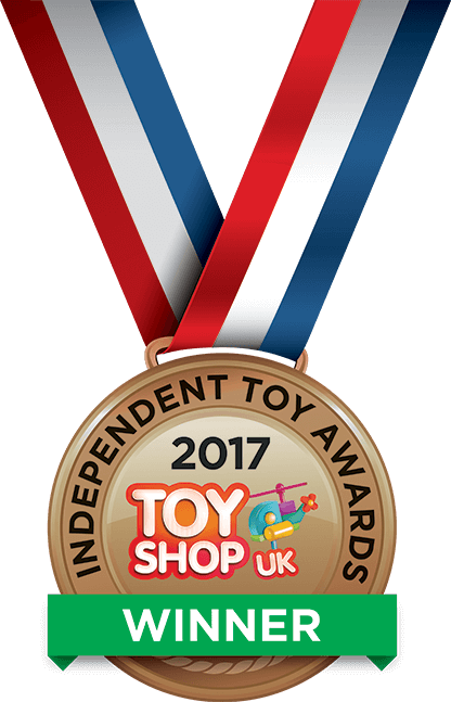 Independent Toy Bronze Award Egg Cup