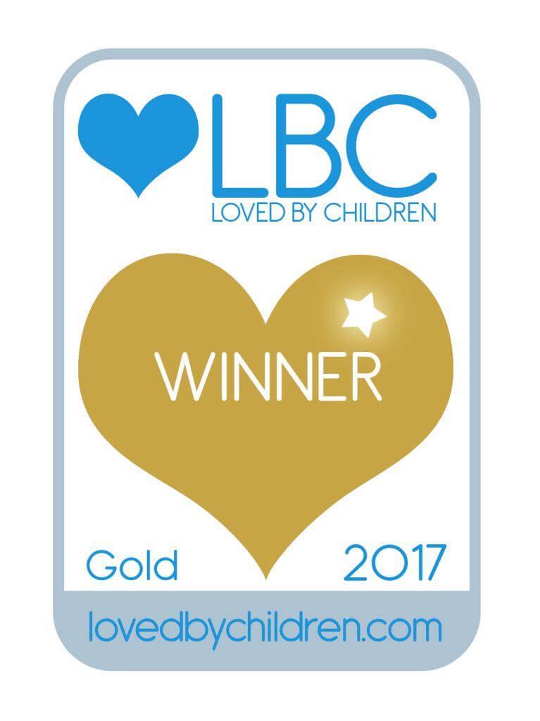 LBC Gold Award Wooden Mixer Set