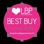 LBP platinum Award Wooden ABC Blocks