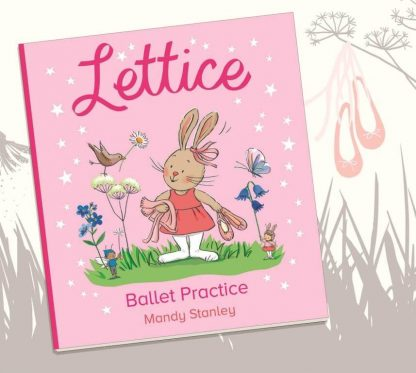 Lettice Ballet Book Cover