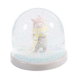 Les Petits Dodos Snow Globe