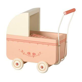 Maileg Micro Pink Pram