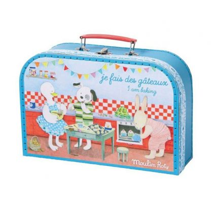Grand Family Baking Set Suitcase