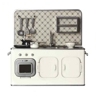Maileg Retro Kitchen Off White