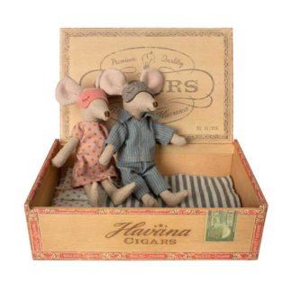 Maileg Mouse Cigar Box