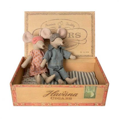 Maileg Mouse Cigar Box