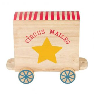 Maileg Circus Wagon Back