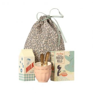 Maileg Mini Breakfast Set for Two
