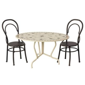 maileg Mini Table and Chairs