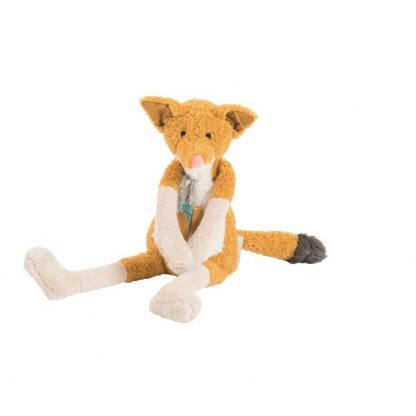 Moulin Roty Olgas Travels Soft Fox Toy