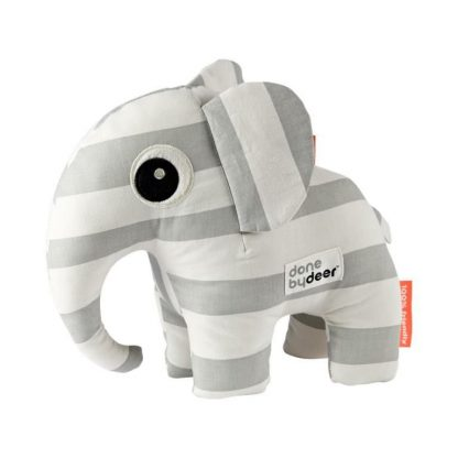 Soft Toy Elphee Grey