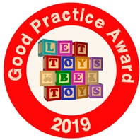 Let Toys be Toys Good Practice Award 2019