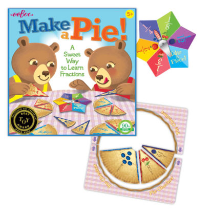 Make a Pie Game Contents