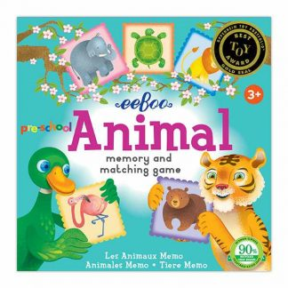 Animal Memory and Matching Game