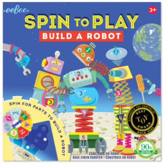 Build a Robot Game Cover