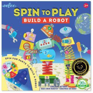 Build a Robot Game