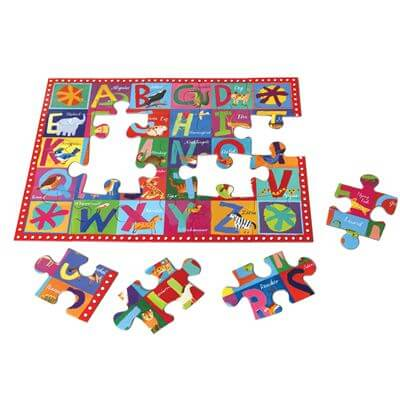 eeBoo childrens puzzles