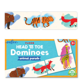Head to Toes Dominoes Game